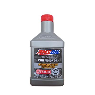 Моторное масло AMSOIL OE Synthetic Motor Oil SAE 5W-30, 0,946л - Фото 1