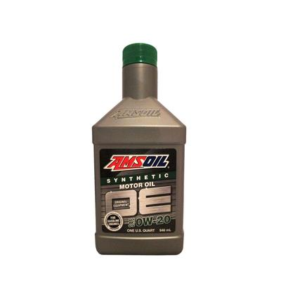Моторное масло AMSOIL OE Synthetic Motor Oil SAE 0W-20, 0,946л - Фото 1