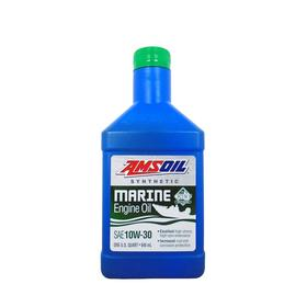 Моторное масло для 4Т лод.мот. AMSOIL Formula 4-Stroke Marine Synthetic Oil SAE 10W-30 Ош