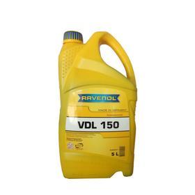 Компрессорное масло RAVENOL Kompressorenoel VDL 150, 5л Ош