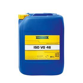 Вакуумное масло RAVENOL Vakuumpumpenoel ISO VG 46, 20л Ош