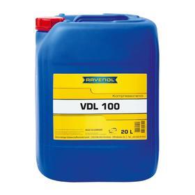Компрессорное масло RAVENOL Kompressorenoel VDL 100, 20л Ош