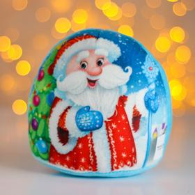 Мягкая игрушка «Новый год», Дед Мороз