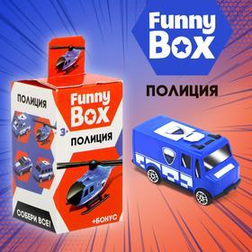 Набор для детей Funny Box «Полиция» Ош