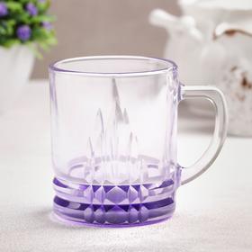Кружка «Джем», 280 мл, цвет фиолетовый