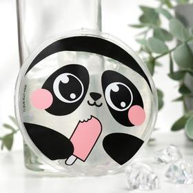 Охладитель для еды и напитков «Панда», d=10 см Ош