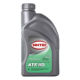 Трансмиссионное масло SINTOIL ATF II D, 1 л Ош