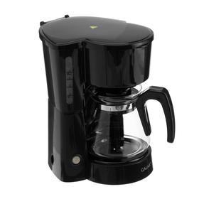 Кофеварка Galaxy GL 0709, капельная, 800 Вт, 0.75 л, черная Ош