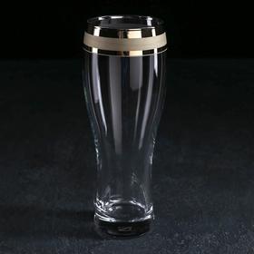 Бокал для пива Ring, 500 мл,с гравировкой и напылением