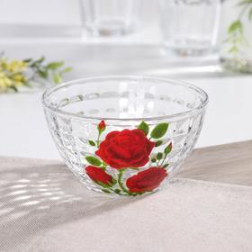 Салатник «Алая роза«», 250 мл