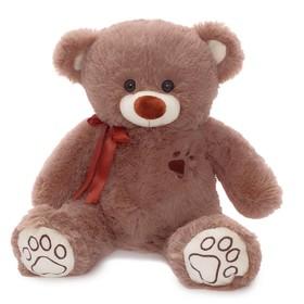 Мягкая игрушка «Медведь Бен» коричневый 50 см
