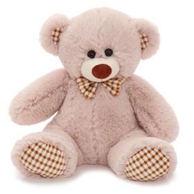 Мягкая игрушка «Медведь Тоффи» латте, 50 см