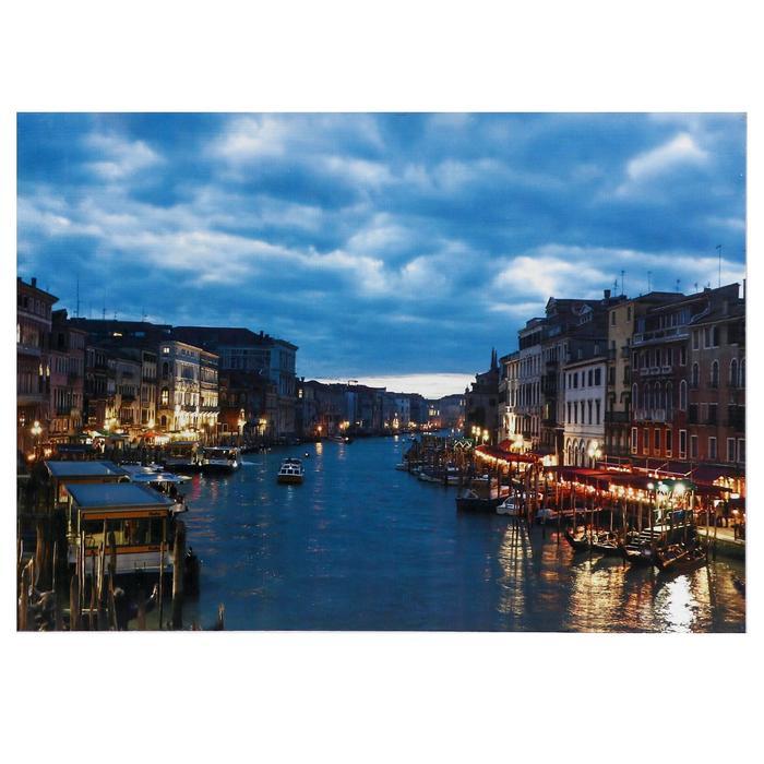 Картина Город на воде 2535 см