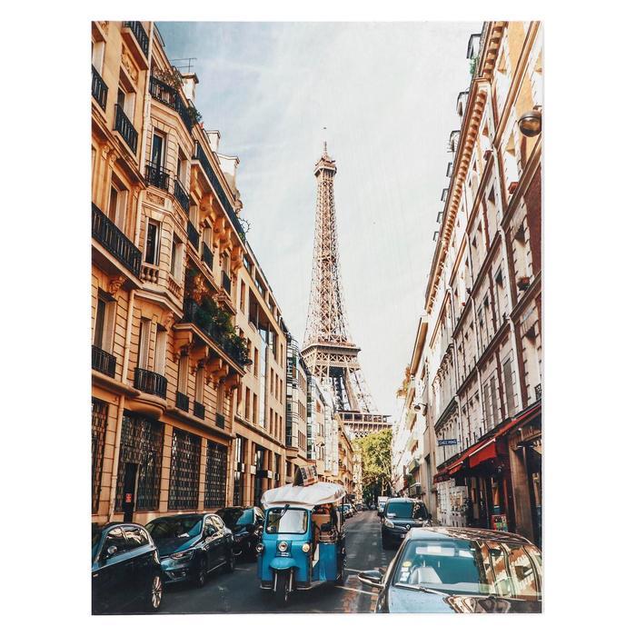 Картина Париж 3040 см