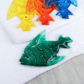 Грелка солевая медицинская физиотерапевтическая Рыбка», цвет МИКС