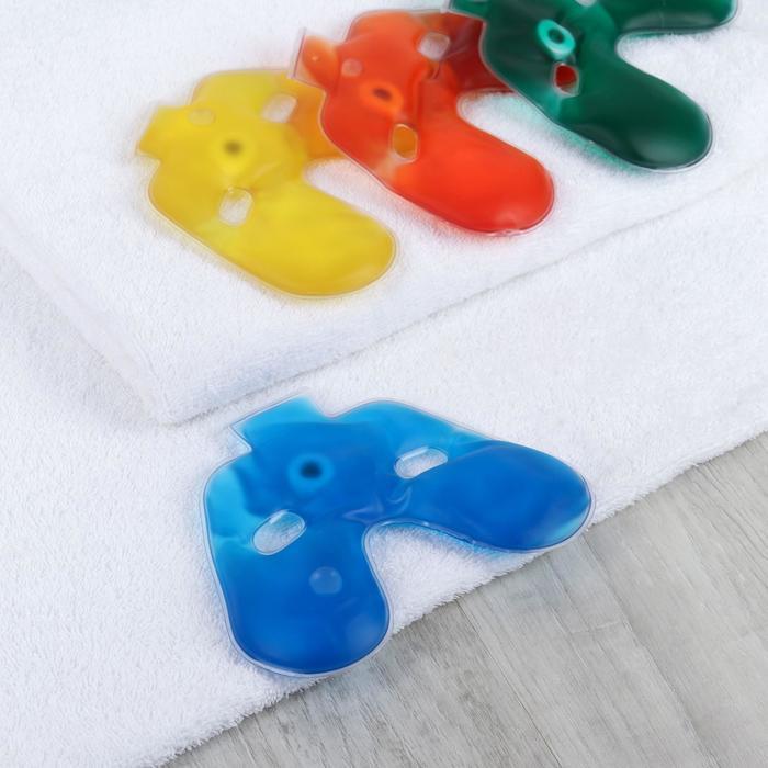 Грелка солевая медицинская физиотерапевтическая «Супер Лор», цвет МИКС
