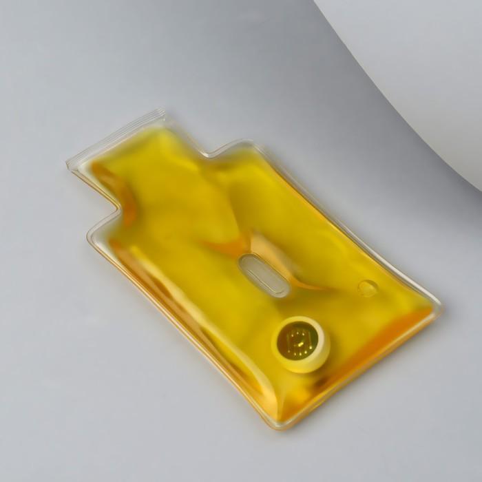 Грелка солевая медицинская физиотерапевтическая «Рукавичка», цвет МИКС