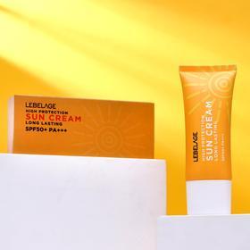 Устойчивый солнцезащитный крем с высоким фактором защиты SPF50+, 30 мл