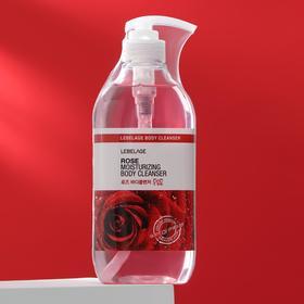 Расслабляющий гель для душа Lebelage с экстрактом розы, 500 мл