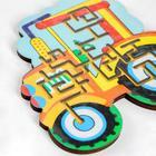 Лабиринт средний «Трактор» - Фото 2