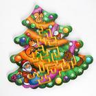Лабиринт большой «Ель новогодняя» - Фото 1