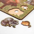 Рамка-вкладыш «Дикие животные. Лось» - Фото 2