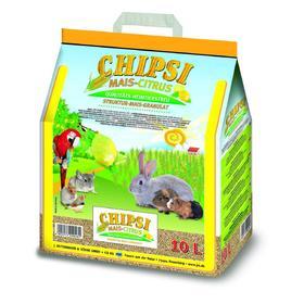 Наполнитель кукурузный ароматизированный Chipsi Mais Citrus цитрус, 10 л, 4,6 кг