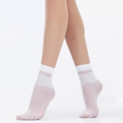 Носки детскиеLNN 13 цвет белый (bianco), р-р 20-22
