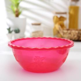 Чашка Милих «Лидия», 3 л, цвет прозрачный