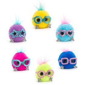 Мягкая игрушка «КТОтик» в забавных очках, 13 см, цвет МИКС