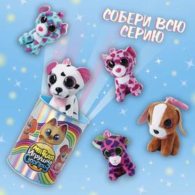 Мягкая игрушка-сюрприз «Коллекция: животные» Ош