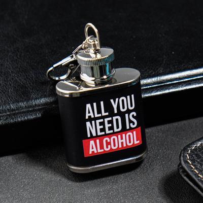 """Фляжка """"All you need"""", 30 мл - Фото 1"""