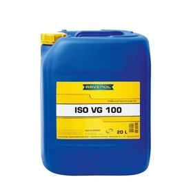 Вакуумное масло RAVENOL Vakuumpumpenoel ISO VG 100, 20л Ош