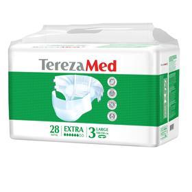 Подгузники для взрослых TerezaMed Extra Large (№3) 28 шт