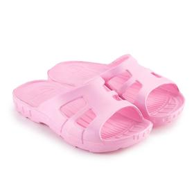 Слайдеры детские, цвет нежно-розовый, размер 34 Ош