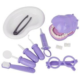Игровой набор «Стоматолог» Ош