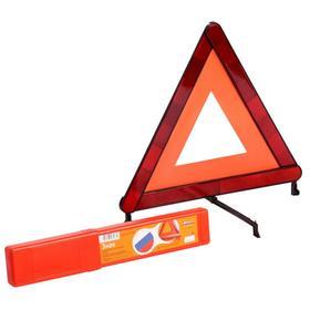 Знак аварийной остановки, ГОСТ в пласт.кейсе, модель В, AT-05 Ош
