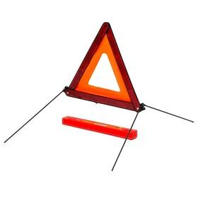 Знак аварийной остановки классический, ГОСТ Р в пласт.кейсе, AT-02 Ош