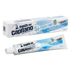 Зубная паста Pasta Del Capitano Защита от налета и кариеса, 75мл