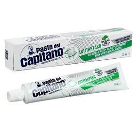 Зубная паста Pasta Del Capitano предотвращает образование зубного камня, 75мл