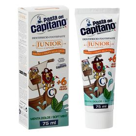 "Зубная паста Pasta Del Capitano детская 6+ ""Мята"", 75мл"