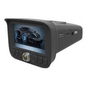 Видеорегистратор + радар детектор Subini Stonelock Etna, 2 камеры, 2.7', обзор 140°, 1280x720   5200 Ош