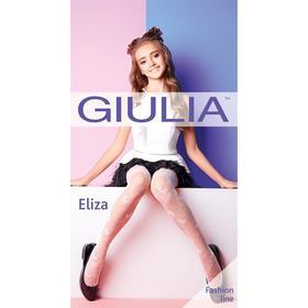 Колготки детские Eliza - 20 den, цвет белый, рост 152-158 см
