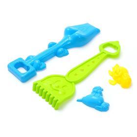 Песочный набор «Малыш» 4 предмета