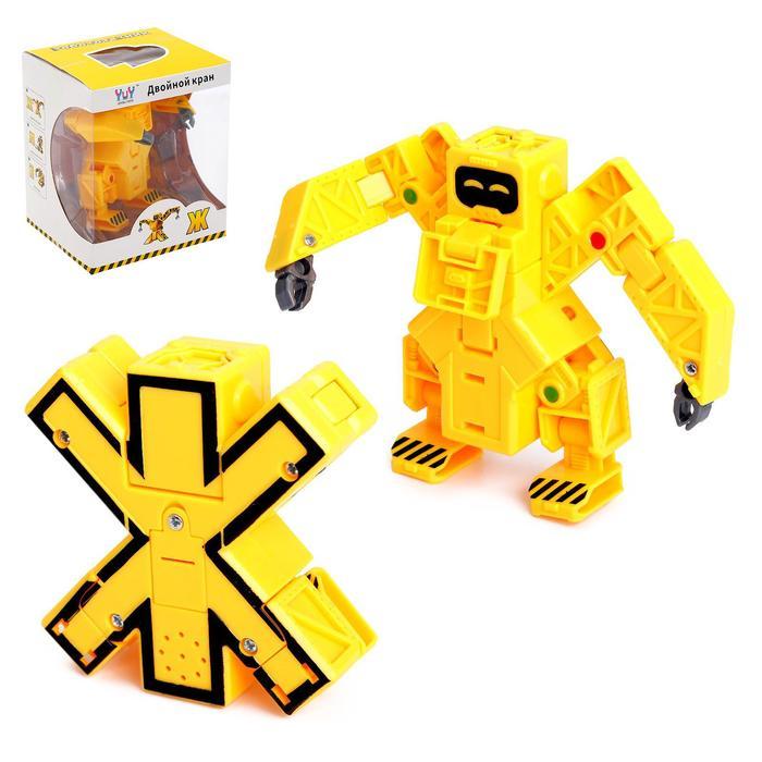 Робот «Буква Ж»