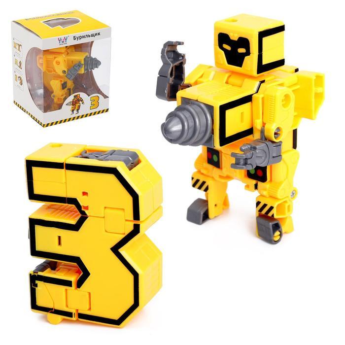 Робот «Буква З»
