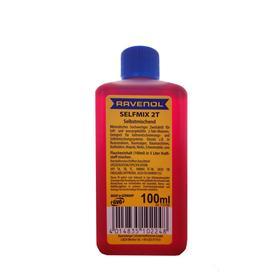 Моторное масло для 2-Такт RAVENOL Selfmix 2T, 0,1л Ош