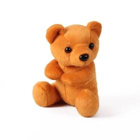 Мягкая игрушка «Мишка», светло-коричневый, 15 см