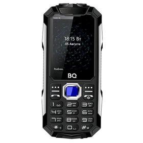 "Сотовый телефон BQ M-2432 Tank SE, 2.4"", 2 sim, 32Мб, microSD, 2500 мАч, черный"