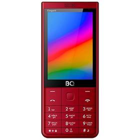 "Сотовый телефон BQ M-3595 Elegant 3,47"", 64Мб, microSD, 2sim, Bluetooth, красный"